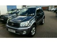 Toyota rav 4 automatic 2004 repairs spairs or breaking
