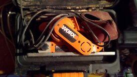 WORX belt sander