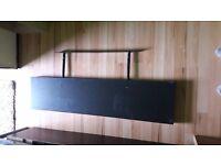 wall mounted ikea shelves