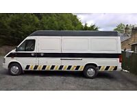 VOLKSWAGEN LT35 158 TDI - 2.8 - LWB - MOT NOV - OWNED LAST 5 YEARS - GOOD CONDITION - READY FOR WORK