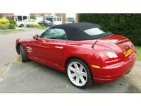 Chrysler Crossfire 3.2 V6 Roadster Automatic
