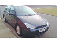 2003 FORD FOCUS 1.6 AUTO DRIVES GREAT LONG MOT