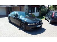 BMW 530d M Sport Saloon Automatic ( 5 Series Auto 2003)