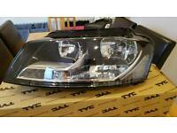 Audi a3 2008 to 2012 headlight