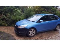 FORD FOCUS STYLE, 1.6 PETROL, 2008, FACE LIFT.