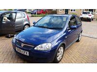 Vauxhall Corsa Hatchback Special Edition1.2i 16v Active 80 3 Dr Easytronic