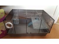 Hamster cage and tunnel system
