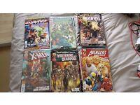 Marvel & DC Comic Bundle - 57 comics total