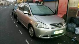 Toyota Avensis verso 7 seat Family Cars sat navigation Automatic