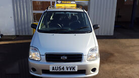 A great condition Suzuki with low mileage