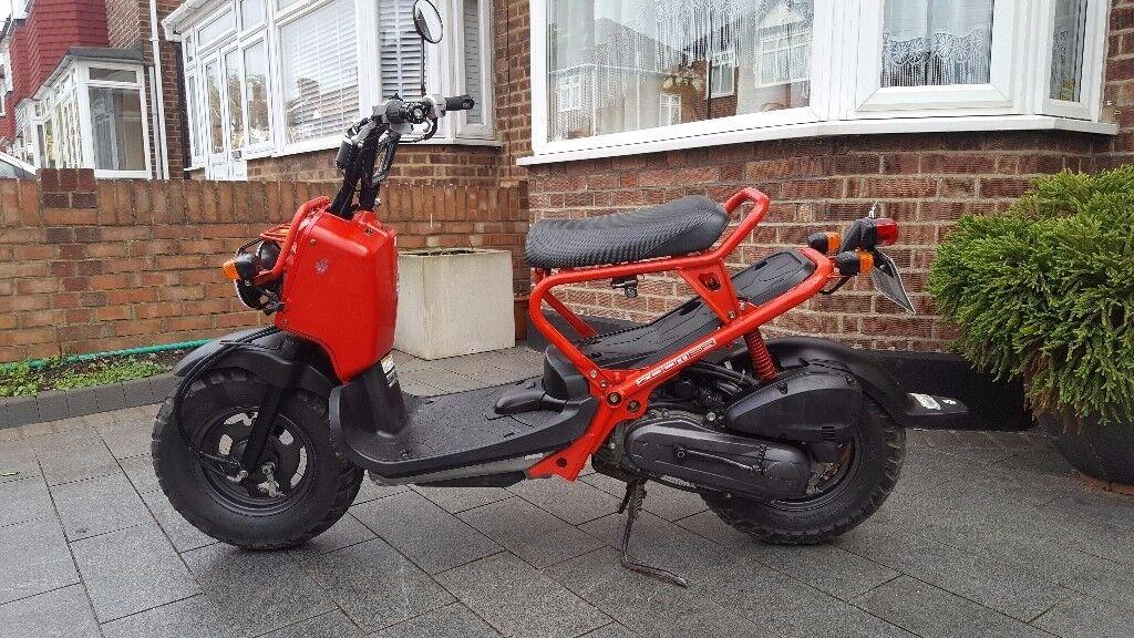 Honda zoomer 49cc