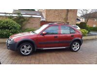 ROVER STREETWISE- 2004 (54 PLATE) 76,700 MILES – COLOUR RED