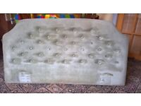 Double headboard, free to pick up