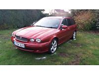2004 Jaguar X-Type 2.0D Estate Sport D - TOP OF THE RANGE