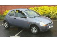 Ford ka only 65000 miles MOT March 2017