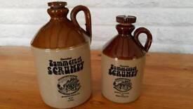 2 x original zummerzet scrummy jars