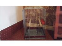 MEDIUM SIZE BIRD CAGE /DELIVERY AVAILABLE