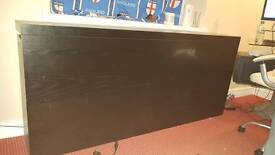 Ikea Roll Out Headboard Drawer In Oak Black Good Condition RRP £249.99 Offers...