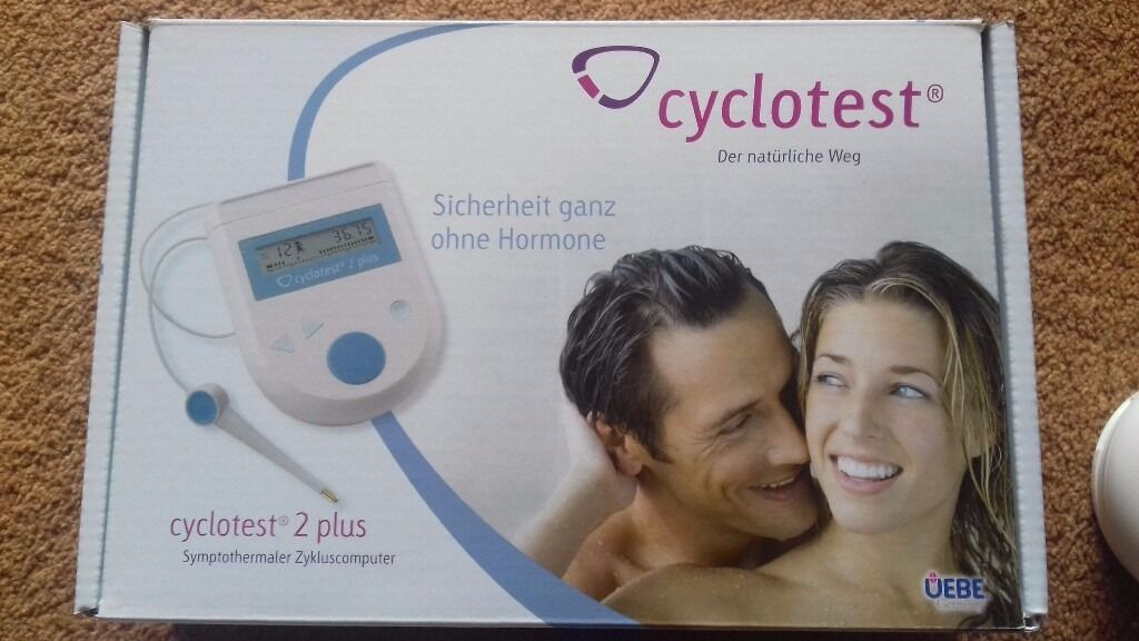 Fertility MonitorCyclotest 2 Plusin Wimborne, DorsetGumtree - Cyclotest 2 Plus Hormone free contraception..NO side effects. You just put the small unit by the side of your bed and when you wake up you just pop the thermometer (attached to the unit) under your tongue every morning. It tells you when your fertile...