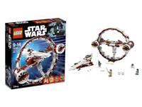 LEGO Star Wars Jedi Starfighte With Hyperdrive 75191