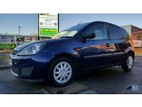 2006 FORD FIESTA STYLE 1.2 **CAMBELT REPLACEMENT RECENT SERVICE** CURRENT MOT WITH NO ADVISORIES!!
