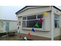 8 Berth Static Caravan For Sale on Withernsea Sands Holiday Park, Very Good Condition Grab a Bargain