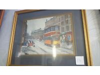 B Stirling Signed Print