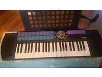 Large Yamaha keyboard
