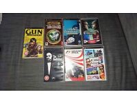 PSP Games / Movies