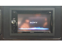 "Sony XAV622 Car Radio (6.1"" Touch Screen) AV Centre"