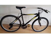 Scott Timber Mountain Bike. 21 speed. 26 inch wheels (Suit: 16 yrs to Adult).