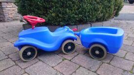 BIG Bobby Car Classic (Blue)