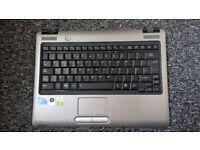 TOSHIBA SATELLITE PRO U400-23X keyboard and touchpad