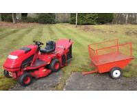 Countax C500h Ride On Mower