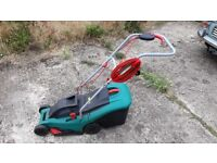 Bosch Rotak 34GC Electric Rotary Lawn Mower