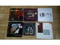 """6 X SOUL ASYLUM - vinyl LP'S / 12"""" / 10"""" / poster sleeve"""