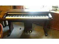 Technics PR350 digital piano keyboard