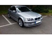 BMW 316 petrol MOT 21/10/2016