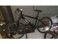 "Haro flightline 26"" medium frame bike"