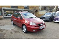 2006 Chevrolet Tacuma 1.6 SX 5dr / ONE OWNER / LOW MAILS / NEW-MOT