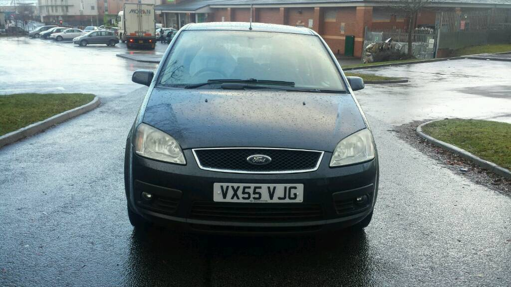 Ford Focus C Max Excellent Drive With No Problems