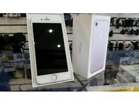 Apple Iphone 7 32GB SILVER with charger and box, unlocked to use with any network, perfect condition