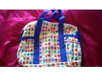 Baby changing bag new