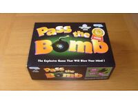 Pass the Bomb family word game - as good as new