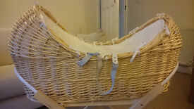 Baby Pod Moses Basket