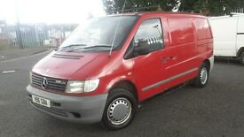 mercedes vito 108 cdi 2001 MOT june runs n drives