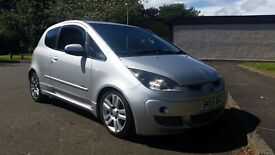 Mitsubishi Colt CZT Turbo (1468cc) ***Full new MOT with new parts, top condition, lovely runner***