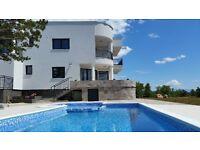 Fantastic villa in Crikvenica for 20 persons