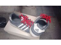 *REDUCED price* Adidas Size 6 Trainers- Games Makers London 2012