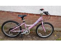 Girls Bike - Dawes lightweight alloy frame